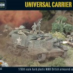 New: Plastic Universal Carrier