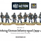 New: Bolt Action Blitzkrieg Germans revised!