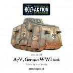 Preview: WWI Tanks