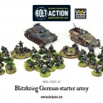 Showcase: Blitzkrieg German Forces