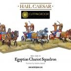 History: Egyptian Chariots