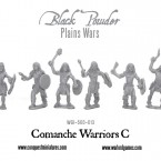 New: Comanche Warriors