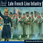 New: Plastic Late French Line Infantry and Casualties