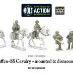 WIP: Waffen-SS Cavalry