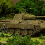 Armour in Focus: Panther Ausf A