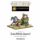 New: Later Hittite Chariots