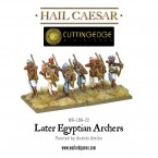 New: Later Egyptian Archers
