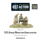 New: US Army 81mm medium mortar