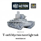 New: T-26A light tank & more Finnish infantry
