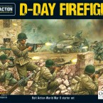 New: Bolt Action Starter Set D-Day Firefight