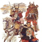 Rules: Pike & Shotte Samurai Army List