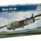 New: Plastic Waco CG-4A Glider