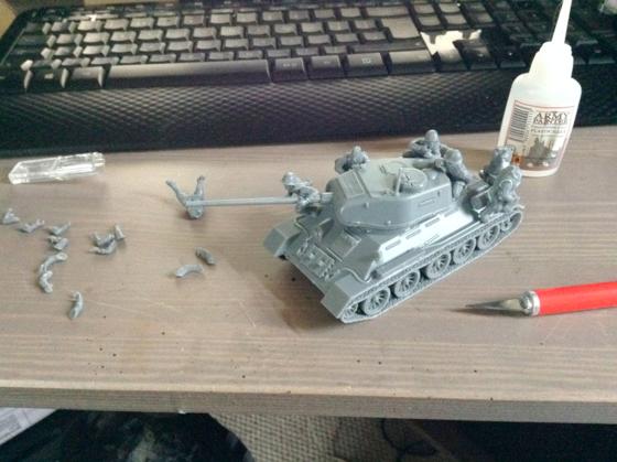 Daz Tank Riders1
