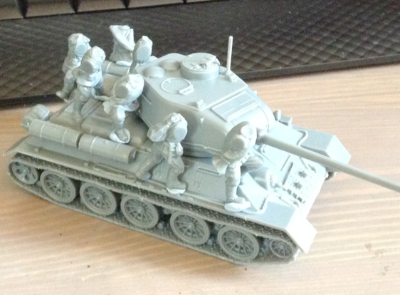 Daz Tank Riders2