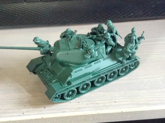 Daz Tank Riders4