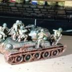Hobby: Converting Plastic Soviet Tank Riders