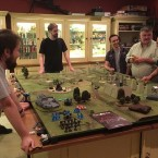 Beyond the Gates of Antares: Playtesting Battle Report