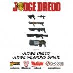 New: Judge Dredd Weapons