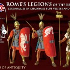 New: Plastic Romans from Victrix
