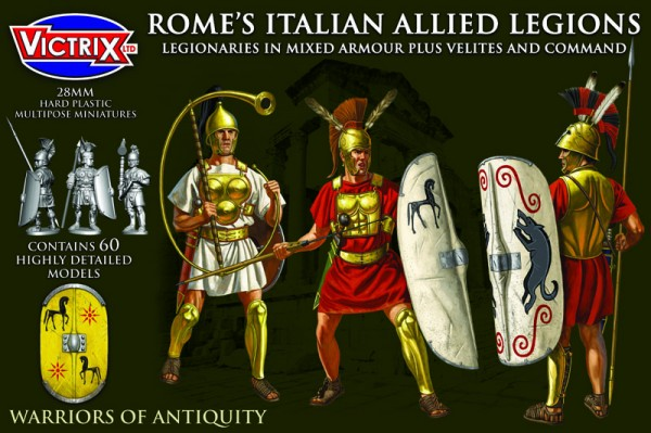 ROMES ITALIAN ALLIED LEGIONS SET 3 web