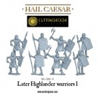 New: Bronze Age Later Highlander Warriors