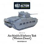 New: A12 Matilda II Infantry Tank (Western Desert)
