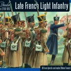 New: Plastic Late French Light Infantry