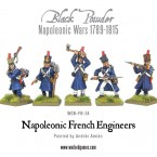 New: Napoleonic French Engineers