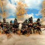 Showcase: KGL light infantry by Francesco Thau