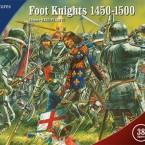New: Plastic Foot Knights 1450-1500