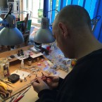 Introducing: Steve Saleh – Miniatures Sculptor