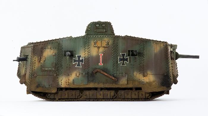 hobby  sturmpanzerwagen a7v