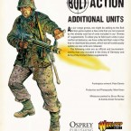 Bolt Action Additional Units PDF and Errata