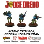 New: Rogue Trooper, Genetic Infantryman
