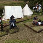 Hobby: John Stallard's Napoleonic French Command Tent