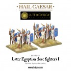 New: Later Egyptian close fighters