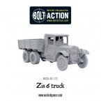 New: Soviet Zis 6 Truck