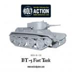 New: Soviet BT-5 Fast Tank