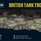 New: British Tank Troop