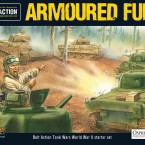 New: Armoured Fury – Bolt Action Tank War starter set