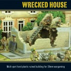 New: Plastic Wrecked House