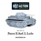 New: Panzer II Ausf. L Luchs