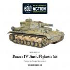 New Photos: Plastic Panzer IV Ausf.F1/G/H