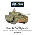 Pre-Order: Plastic Panzer IV Ausf.F1/G/H