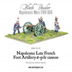 New: Napoleonic French 6 Pdr Cannon and Marshal Ney