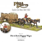 New: Pike & Shotte Baggage Wagon