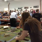 Incoming! Tank War at Wayland Games