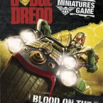 New: Blood on the Streets Judge Dredd supplement