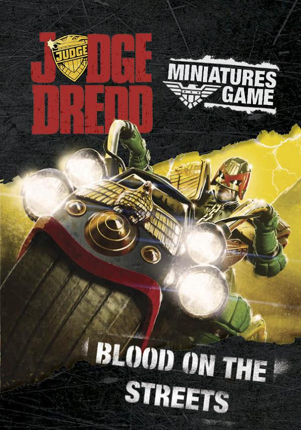 JD Miniatures blood on the streets Cover