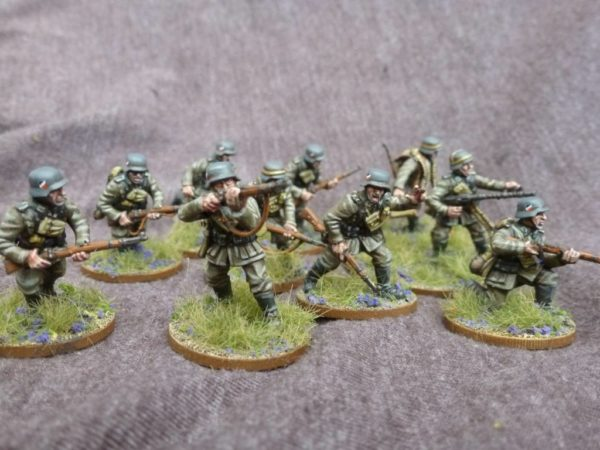VolleyFireAndy Blitzkrieg Squad 2